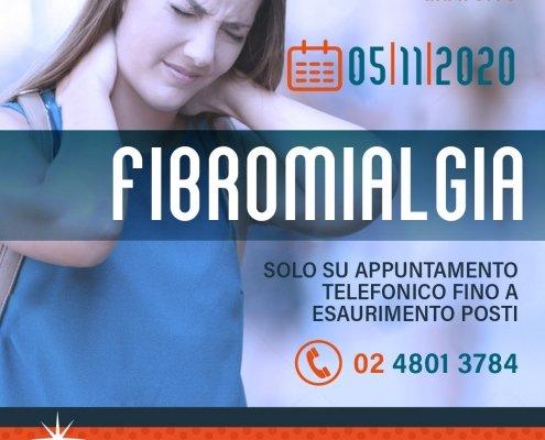 Unisalus Open day Fibromialgia novembre 2020