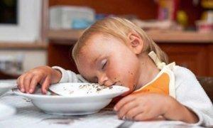 sonno e alimentazione