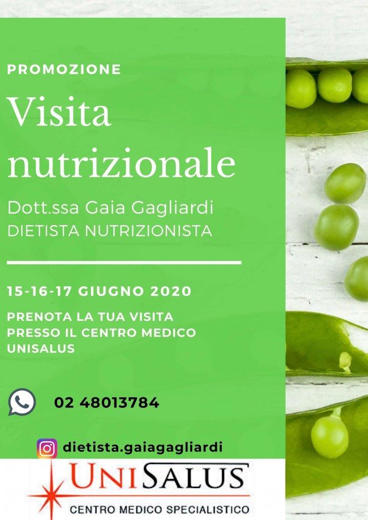 visita nutrizionale