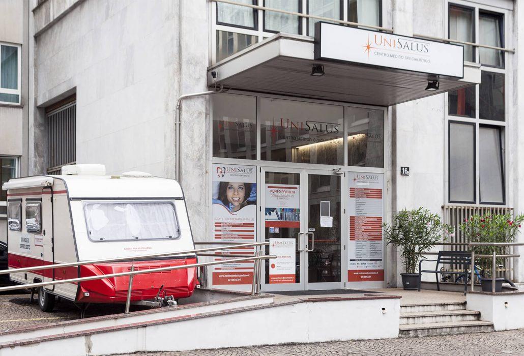 Centro Medico Poliambulatorio Unisalus Milano