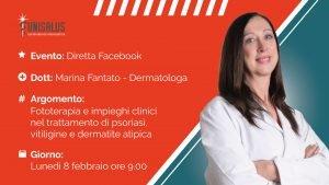 live facebook fantato fototerapia