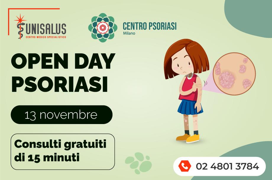 open day psoriasi 13novembre